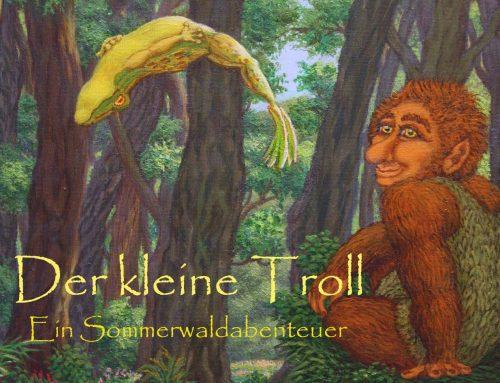 Der kleine Troll – Audio-CD zum Träumen