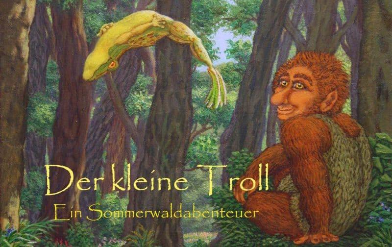 Der kleine Troll