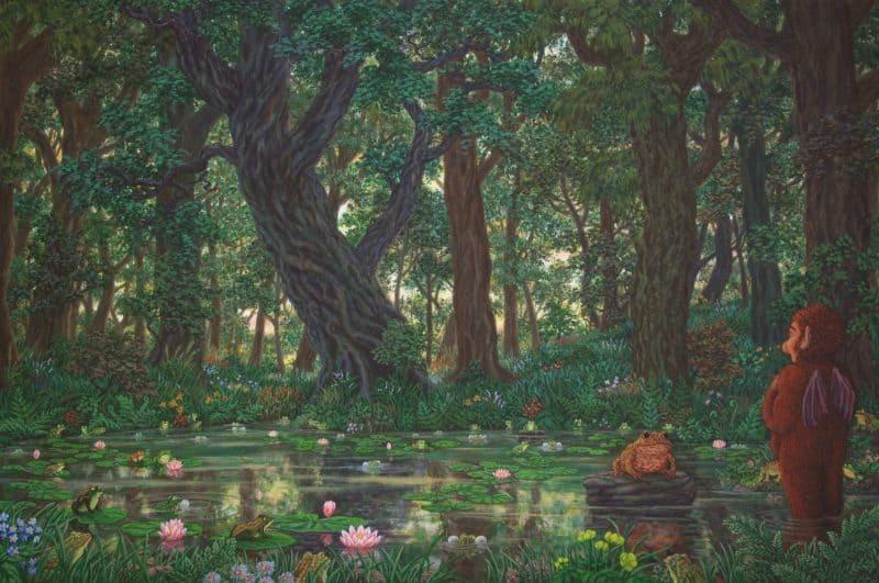 Der kleine Troll - ein Sommerwaldabenteuer