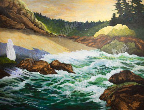 Meerschaumdame – Begegnung mit der Anderwelt