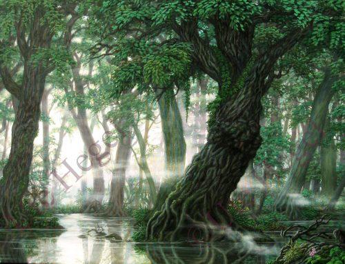 Malerei Ute Hegel – Natur, Mythos und Abstraktes