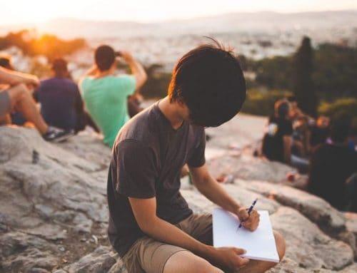 9 Gründe, noch heute mit dem Schreiben zu beginnen