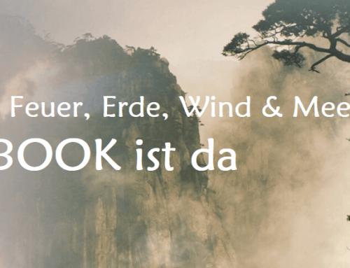 Das Feuer, Erde, Wind & Meer E-BOOK ist da!